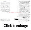 William Grant marriage application